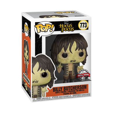 Hocus Pocus - Billy Butcherson US Exclusive Pop! Vinyl [RS]