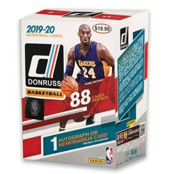 PANINI 2019-20 Donruss Basketball Blaster