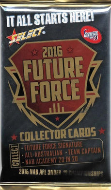 2016 Select Future Force Pack