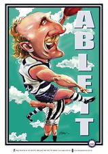 Gary Ablett, The Mark, Harv Time Poster