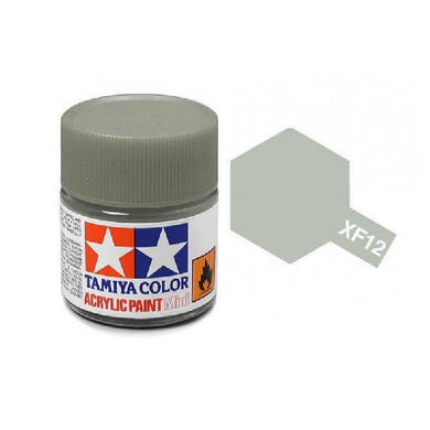 TAMIYA ACRYLIC MINI XF-12 J. N. GREY 10ml