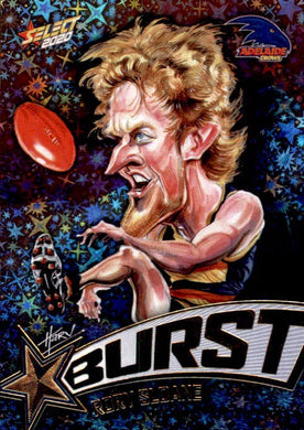 Rory Sloane, Galactic Starburst, 2020 Select AFL Footy Stars