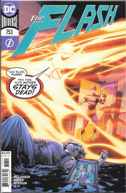 The Flash #753 Comic