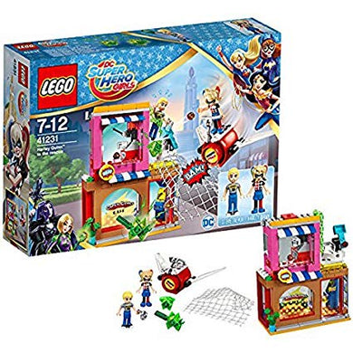 LEGO 41231, DC Super Hero Girls, Harley Quinn to the rescue