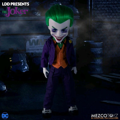 Living Dead Dolls - The Joker 10