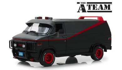 1983 GMC Vandura, The A-Team Movie, 1:18 Diecast Vehicle