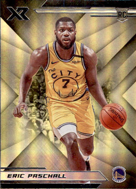 Eric Paschall, RC, XR, 2019-20 Panini Chronicles NBA Basketball