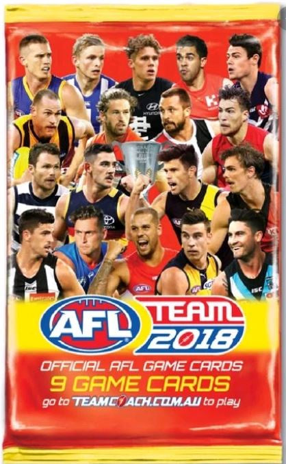 2018 Teamcoach AFL Pack