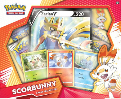 Scorbunny POKEMON TCG Galar Collection