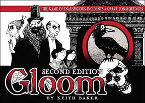 Gloom 2nd Edition Game