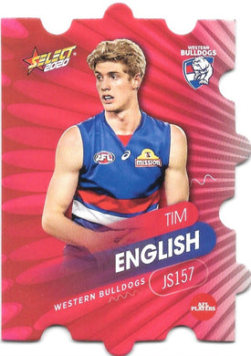 JS157 Tim English, Jigsaw, 2020 Select AFL Footy Stars
