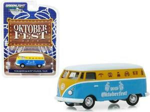 Oktoberfest 2019 Volkswagen Type 2 Panel Van, 1:64 Diecast Vehicle
