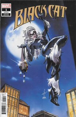 Black Cat #1 Variant Comic