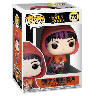 Hocus Pocus - Mary Sanderson Flying Pop! Vinyl