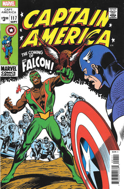 Captain America #117, Reprint Comic (2020)
