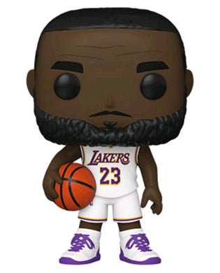 NBA: Lakers - LeBron James (alternate) Pop! Vinyl