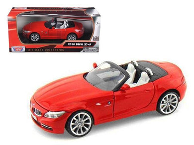 Motor Max, 2010 BMW Z4 Roadster, 1:24 Diecast Vehicle