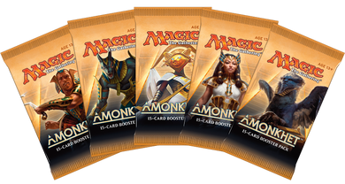MAGIC THE GATHERING Amonkhet - Booster Pack