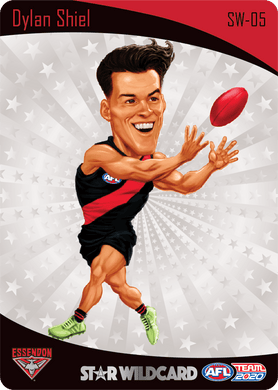 Dylan Shiel, Star Wildcard, 2020 Teamcoach AFL