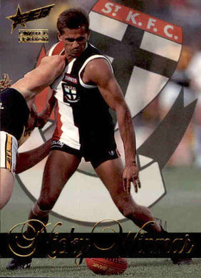 Nicky Winmar, 1995 Select Limited Edition AFL Sensation