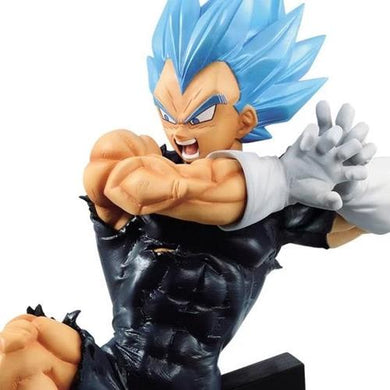 Banpresto Dragonball Super Tag Fighter Kamehameha Vegeta Figure