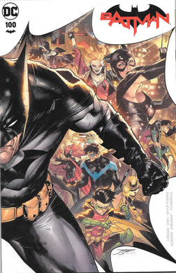 DC, Batman 100 Comic