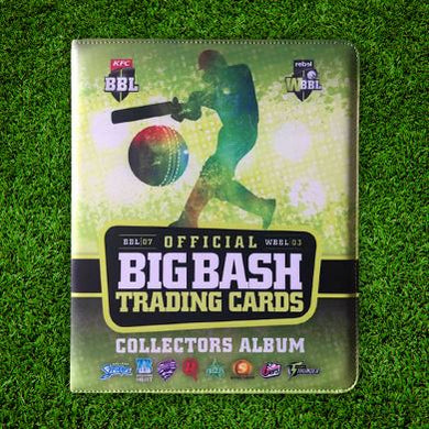2017-18 TapnPlay BBL CA Cricket Folder