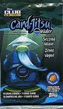 Club Penguin Card-Jitsu Water, Second Wave, Card Pack