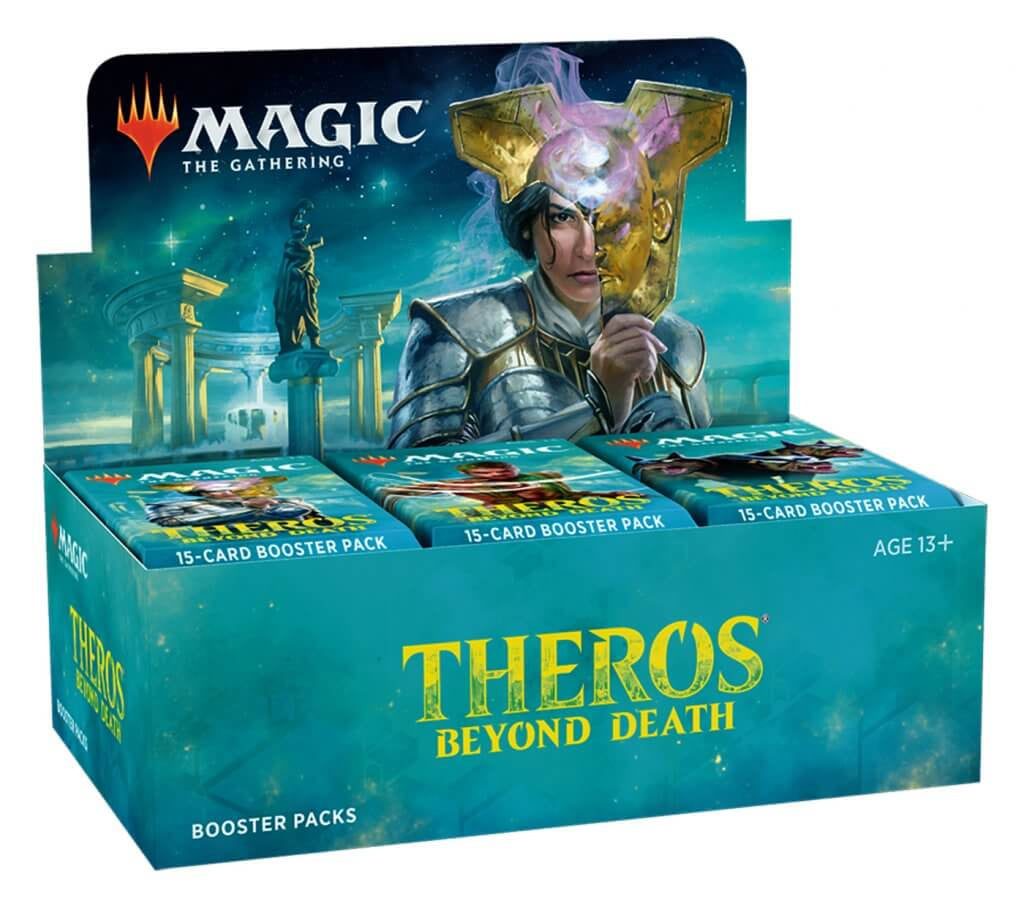 Theros Beyond Death, MAGIC THE GATHERING - Draft Booster Box