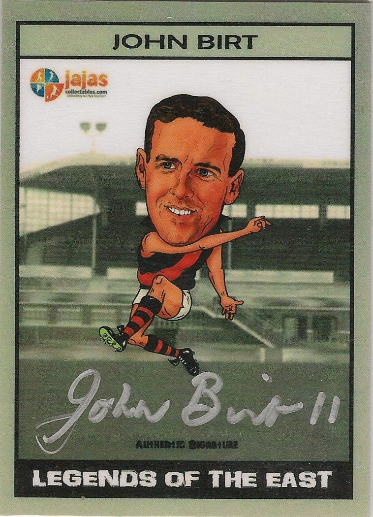 John Birt, Legends of the East, Ja Ja's Collectables