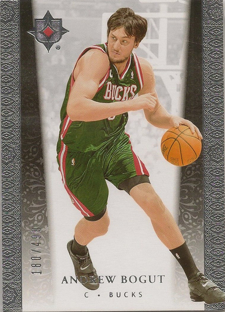 Andrew Bogut, 2006-07 UD Ultimate Collection NBA
