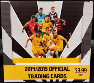 2014-15 TapnPlay A-League Soccer Box.