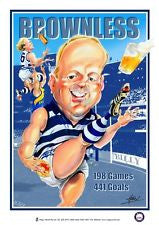 Billy Brownless, Harv Time Poster