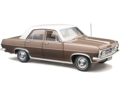 Classic Carlectables Holden HR Premier Savonnah Bronze 1:18 Scale Diecast Model Car
