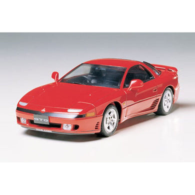 TAMIYA GTO TWIN TURBO 1:24 Scale Model Kit
