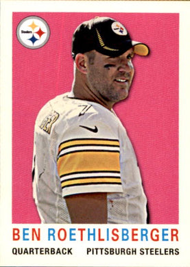 Ben Roethlisberger, 1959 Mini, 2014 Topps Football NFL