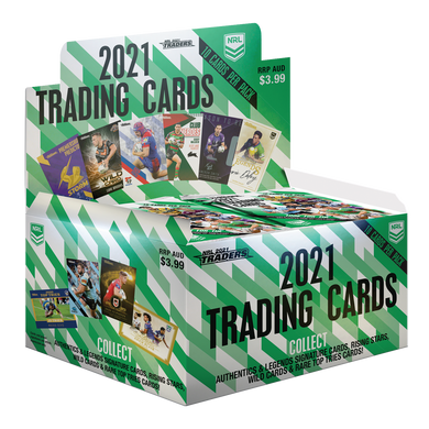 2021 TLA Traders NRL Rugby League Box