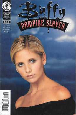 Buffy the Vampire Slayer #19 Comic