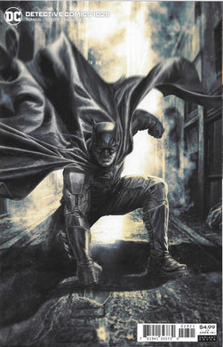 Batman Detective Comics #1028 Variant Comic