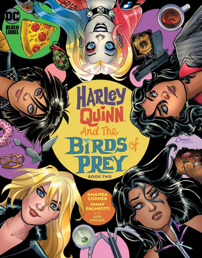 Harley Quinn and the Birds of Prey, Book Two Comic