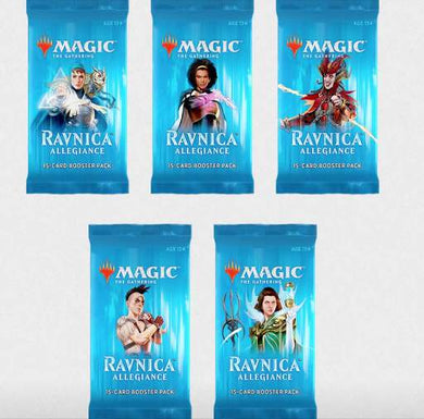 MAGIC THE GATHERING Ravnica Allegiance - Booster Pack