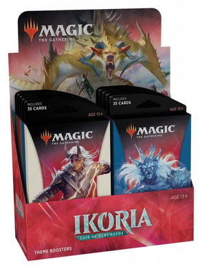 MAGIC: THE GATHERING Ikoria: Lair of Behemoths - Theme Booster