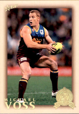 Michael Voss, HF215, Hall of Fame Series 4, 2012 Select Eternity AFL