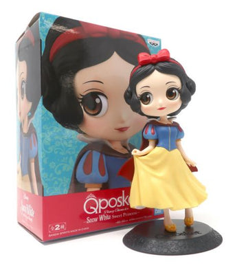 Disney Snow White Sweet Princess, Banpresto Q posket Figure