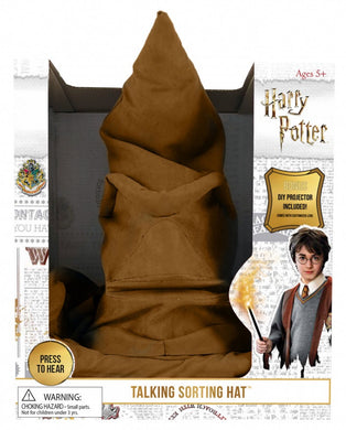 Harry Potter Sorting Hat Animatronic Musical Plush