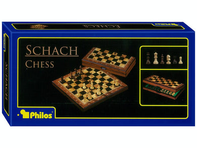 CHESS FOLDING 26cm by PHILOS