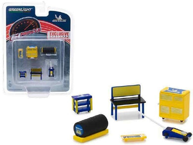 Michelin Tyres Muscle Shop Tools, 1:64 Diecast