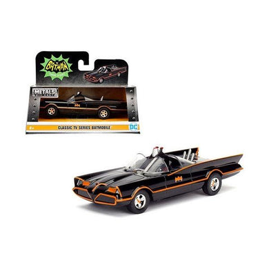 Batman 1966 Classic TV Series BATMOBILE, Hollywood Rides, 1:32 Diecast Vehicle