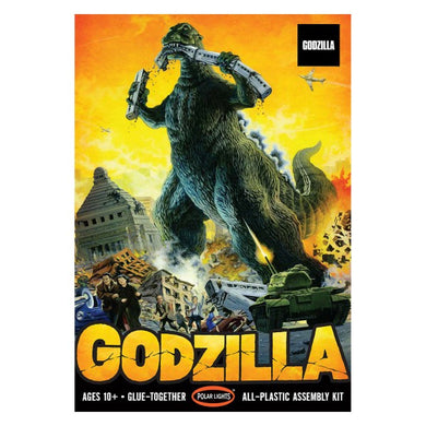 Godzilla Plastic Kit, 1:144 Scale Model Kit