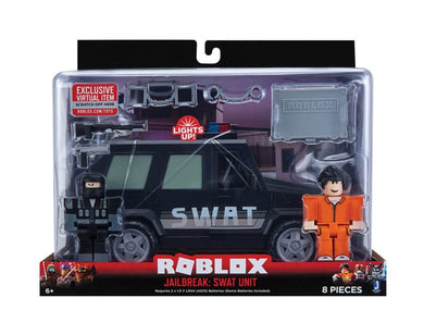 Roblox Jailbreak SWAT Vehicle